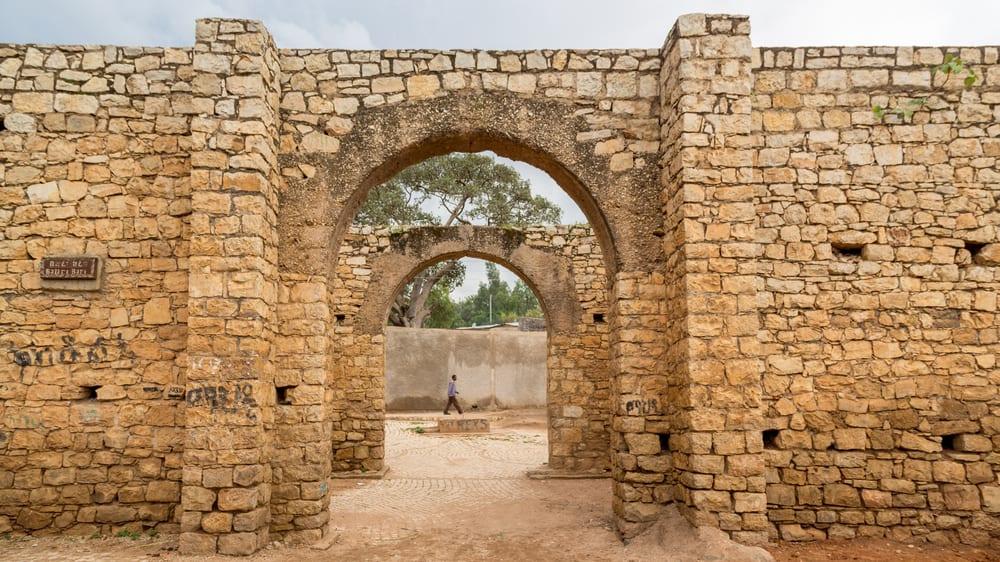Harar Jegol Duvarı Etiyopya