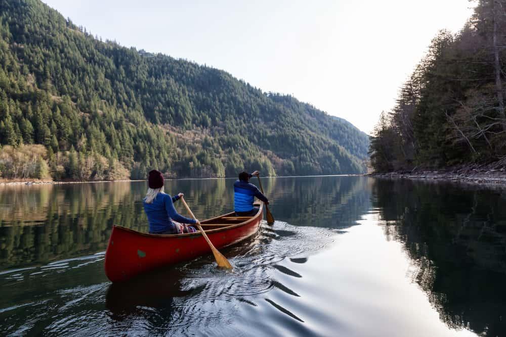 Harrison Gölü Vancouver