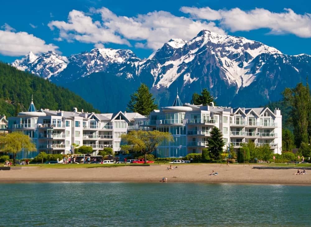 Harrison Kaplıcaları Vancouver