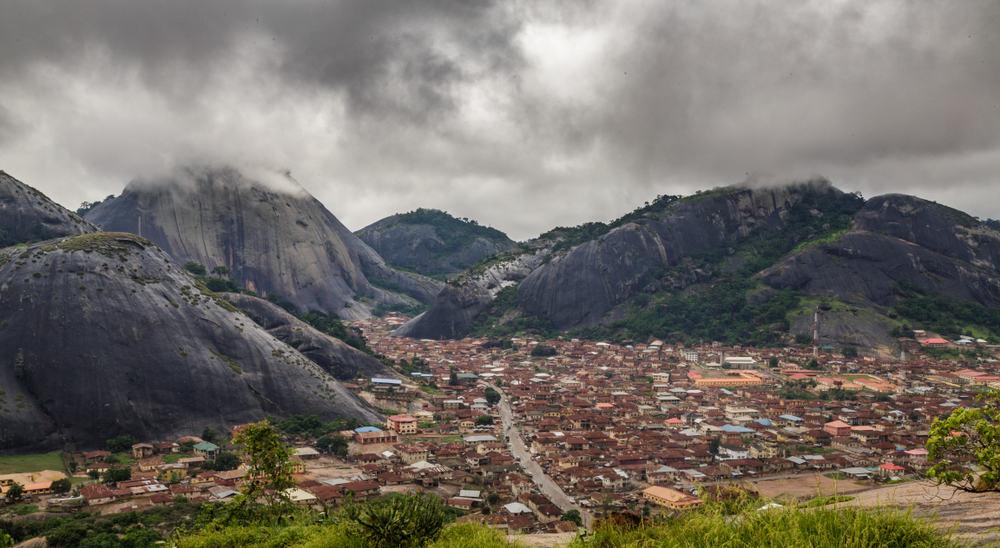 Idanre Dağı Nijerya
