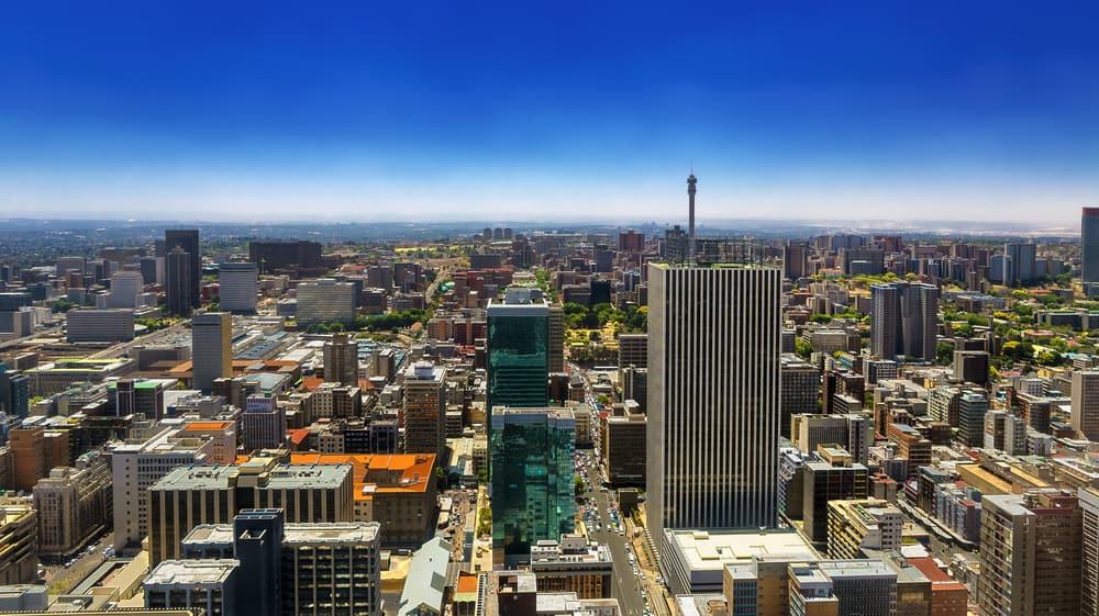 Johannesburg Güney Afrika
