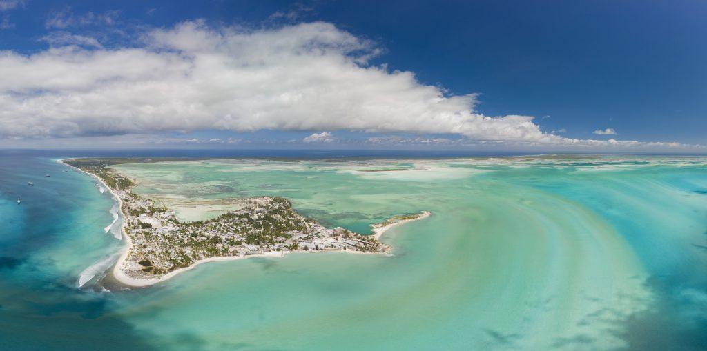 Kiribati, Okyanusya