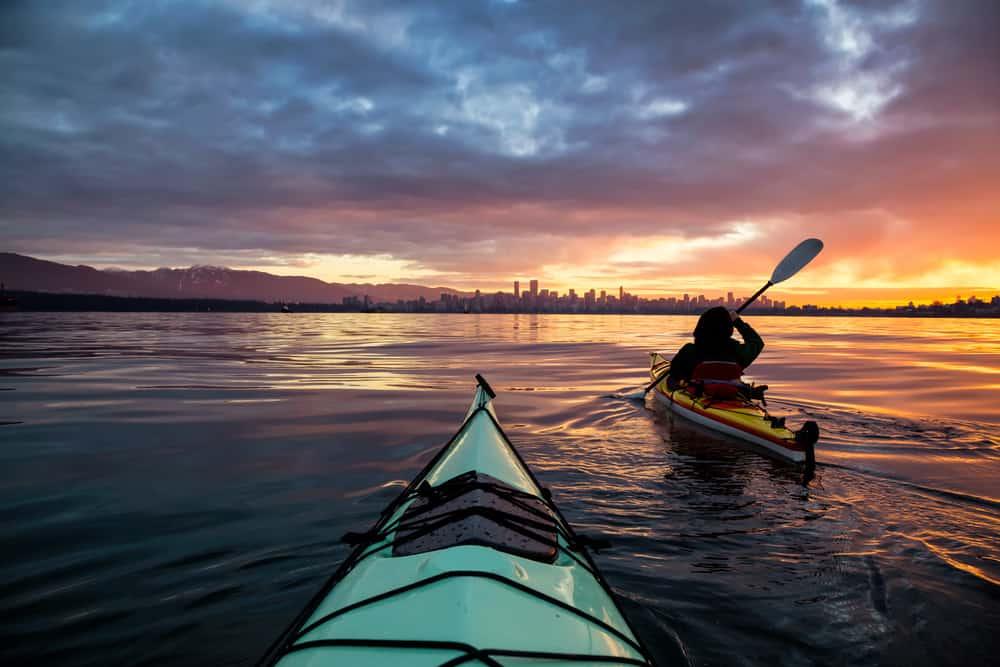 Kitsilano Sahili Vancouver Kanada