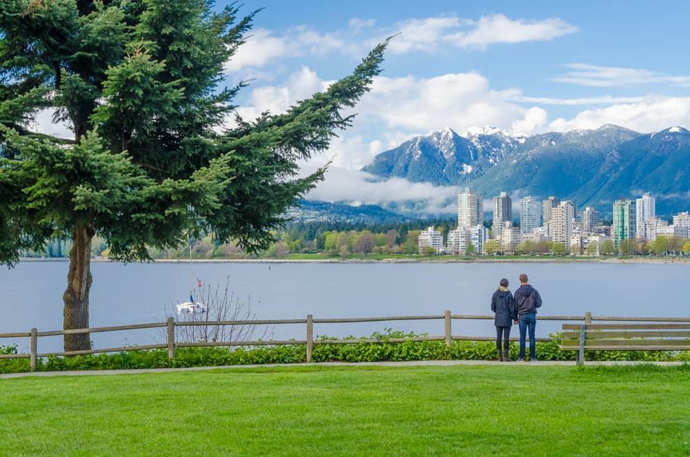Kitsilano Sahili Vancouver
