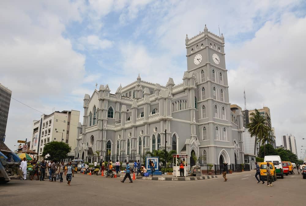 Lagos Katedrali Nijerya