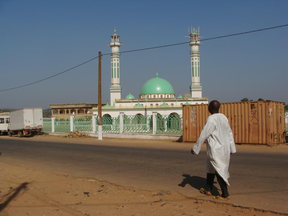 Lamide Ulu Camii Kamerun