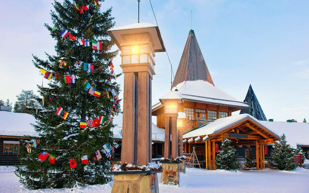 Lapland Noel Pazarı