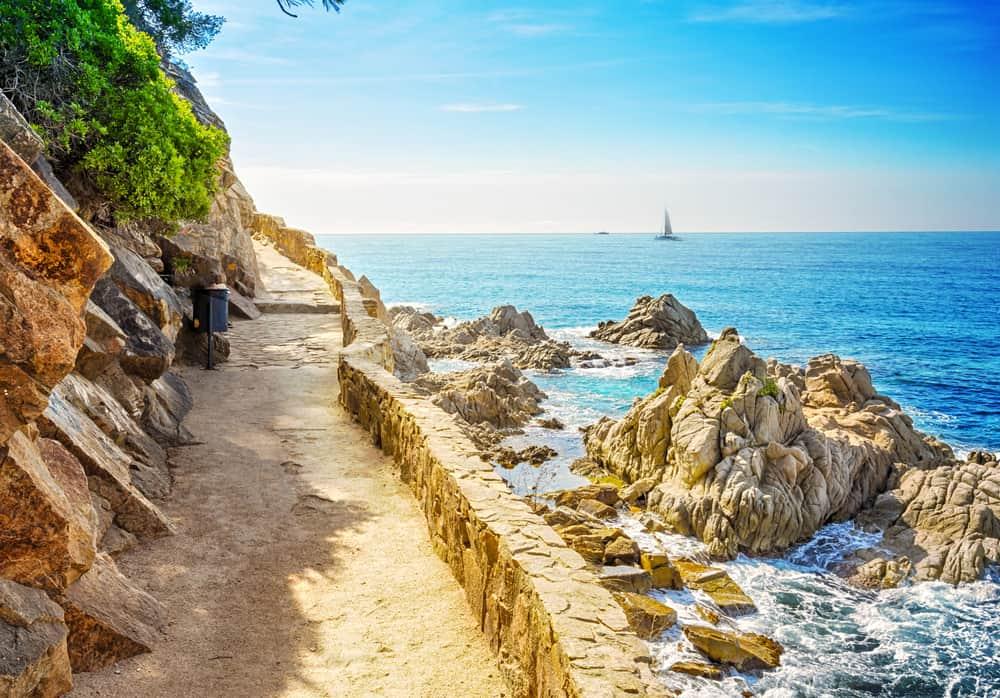 Lloret de Mar İspanya