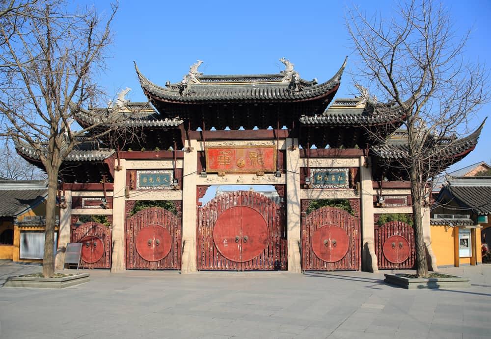 Longhua Şangay Çin