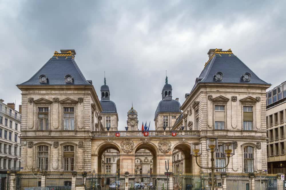 Lyon Belediye Binası
