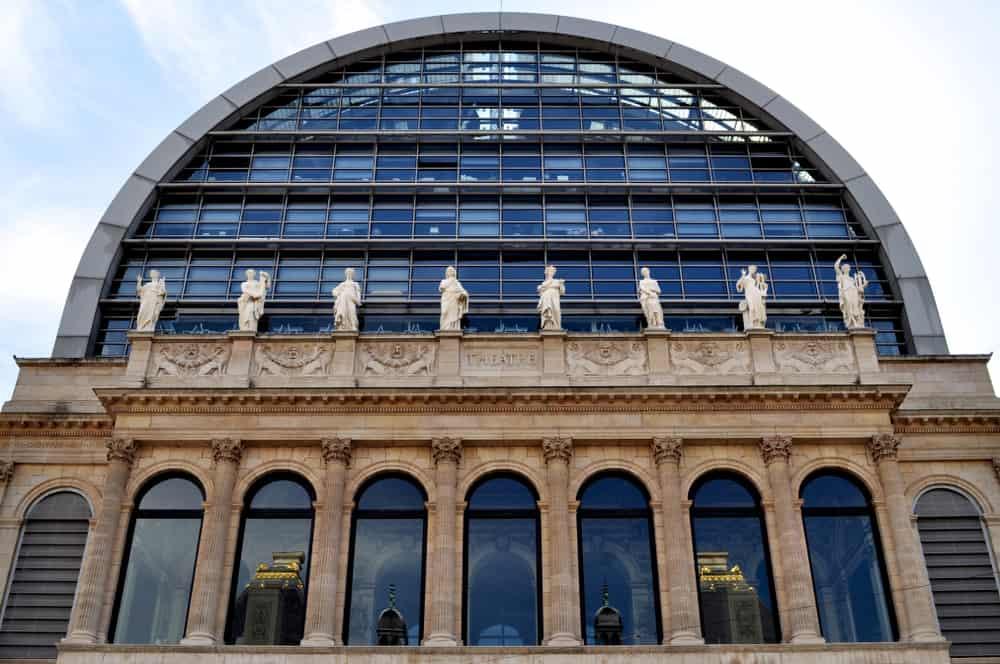 Lyon Ulusal Operası (Opera National de Lyon)