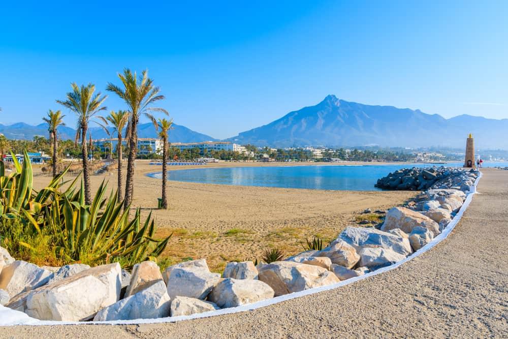 Marbella İspanya