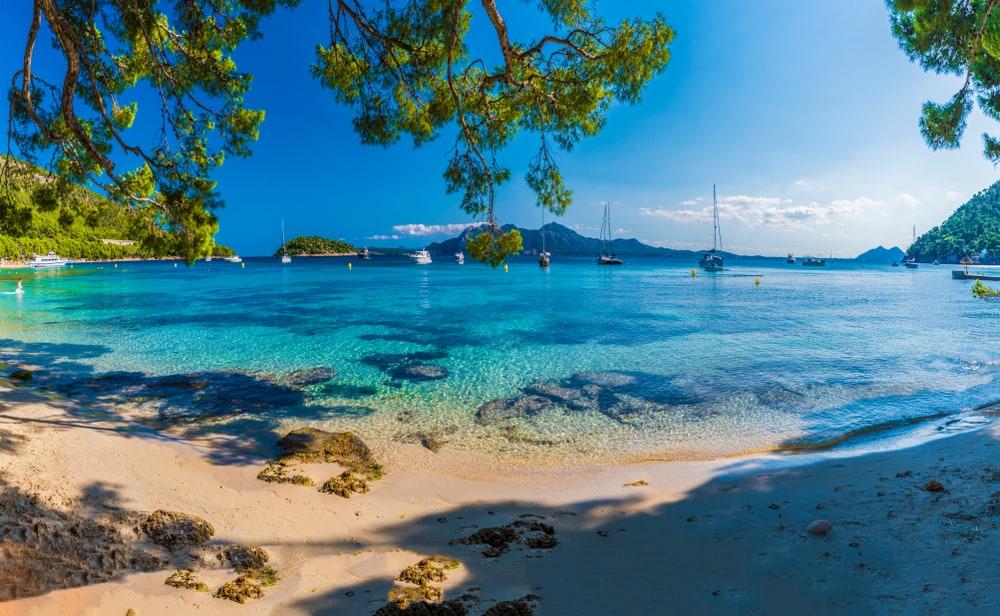 Mayorka Adası İspanya
