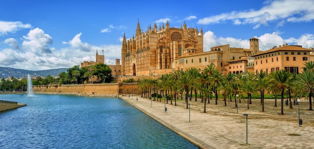 Mayorka Katedrali İspanya