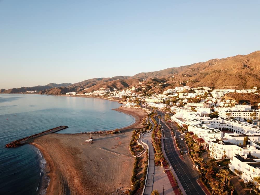 Mojacar Adası İspanya