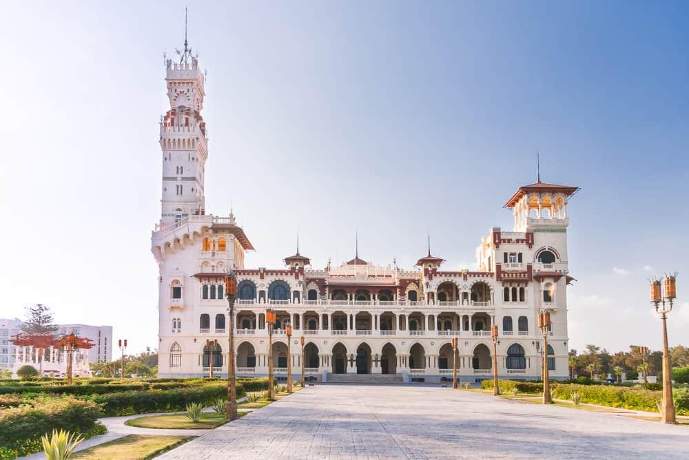Montaza Sarayı İskenderiye