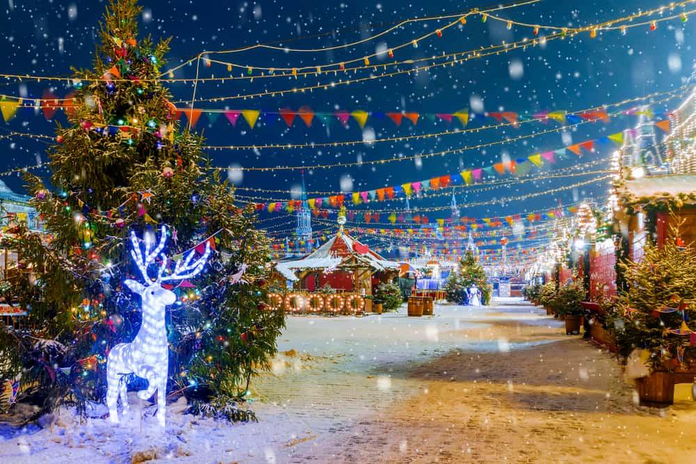 Moskova Noel Pazarı
