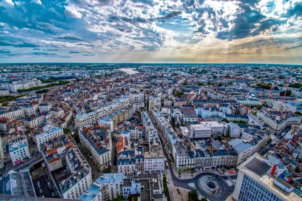 Nantes, Fransa Nantes Hakkında Genel Bilgiler