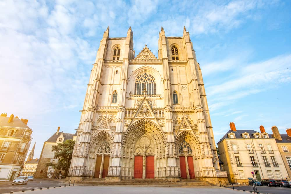 Nantes Katedrali (Cathédrale St-Pierre et St-Paul)