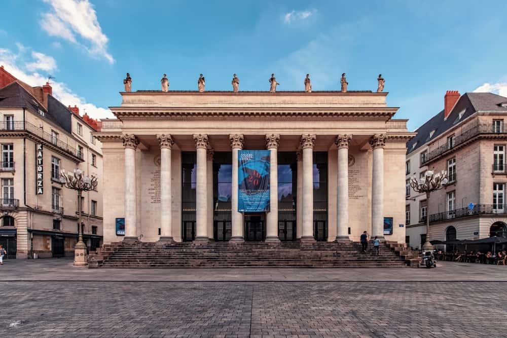 Nantes Opera Evi Fransa