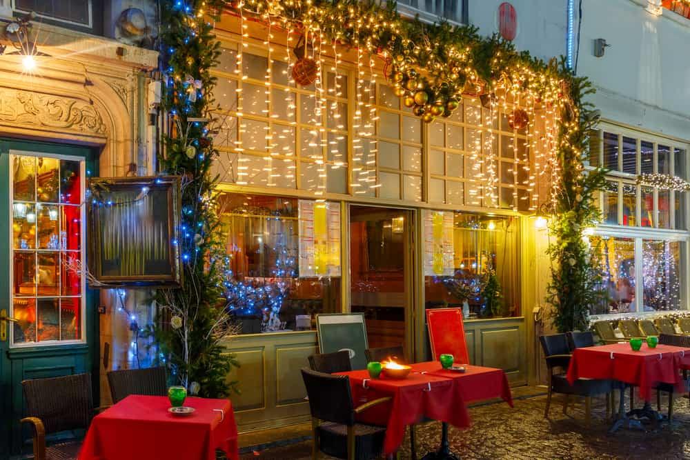Noel Pazarı Brugge, Belçika