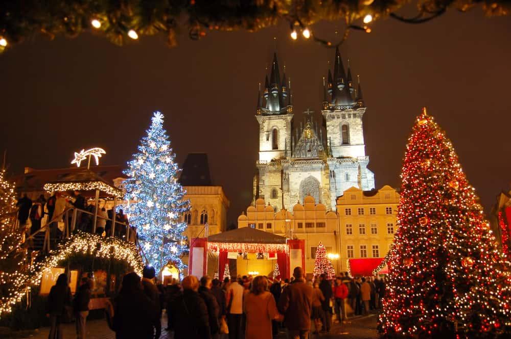 Prag, Çek Cumhuriyeti Noel