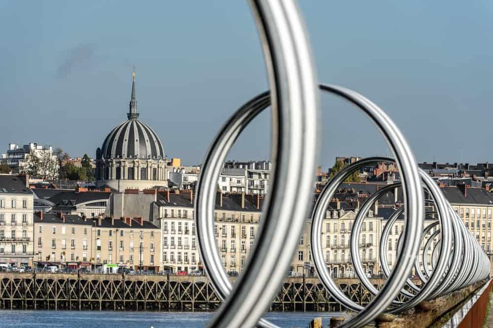 Quai des Antilles Nantes Fransa