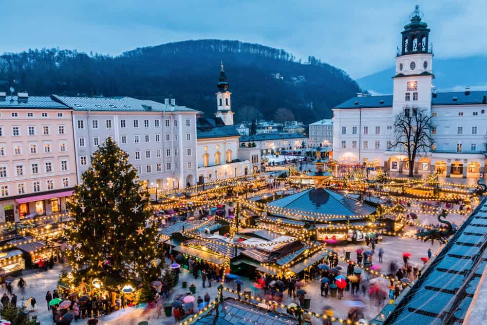 Salzburg Noel Pazarı