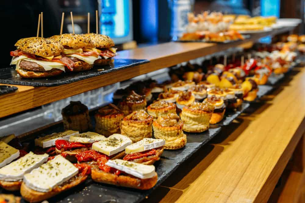 San Sebastian Yemek İspanya