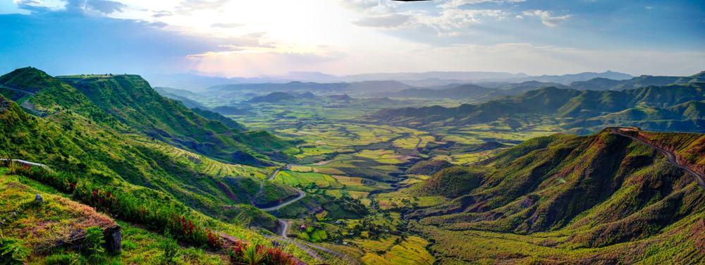 Semien Dağları Etiyopya