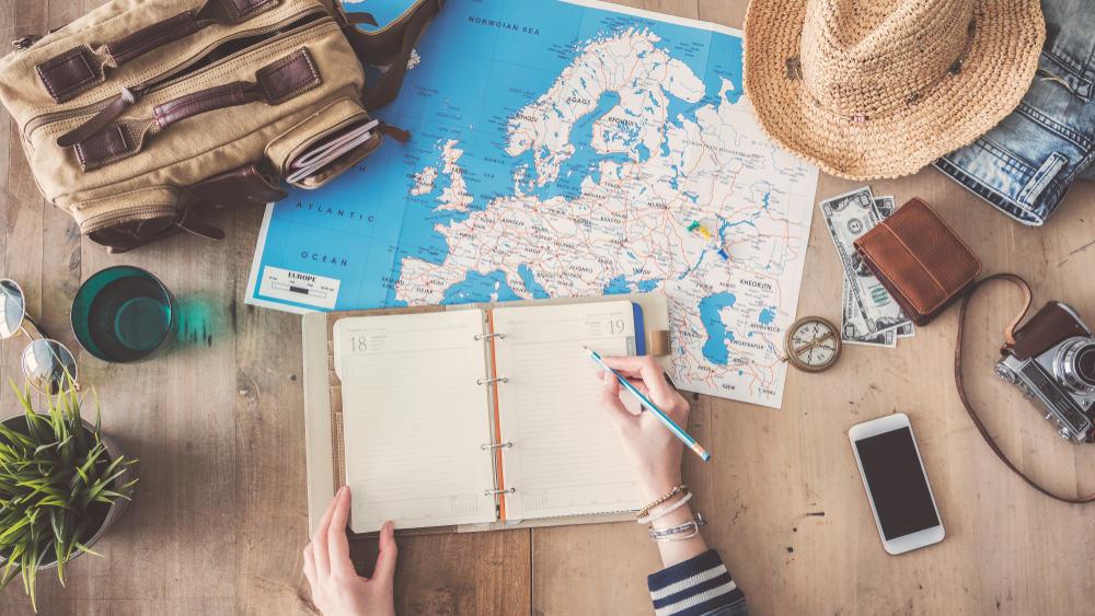 Seyahat Planlama