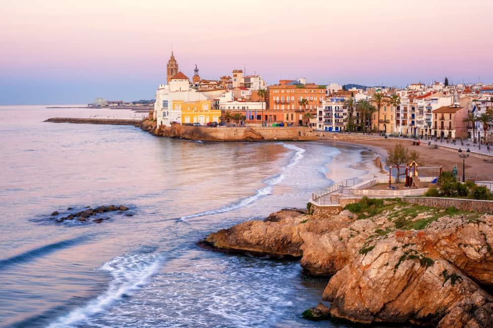 Sitges İspanya