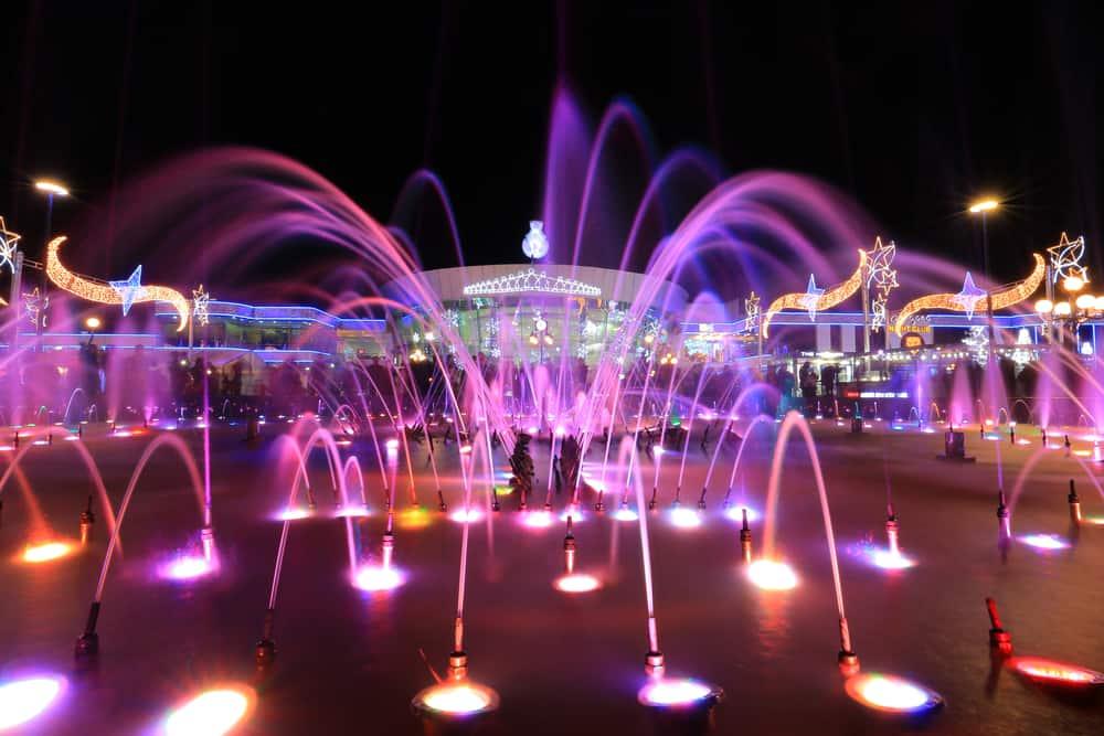 Soho Meydanı Şarm El Şeyh