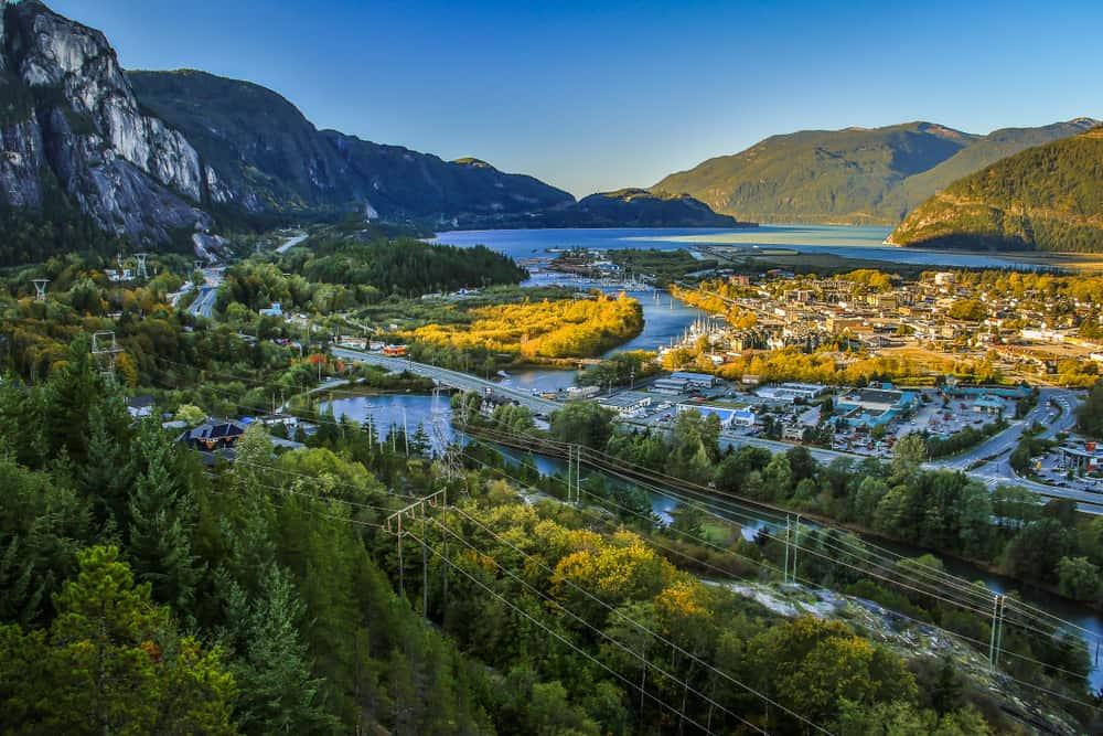 Squamish Kanada