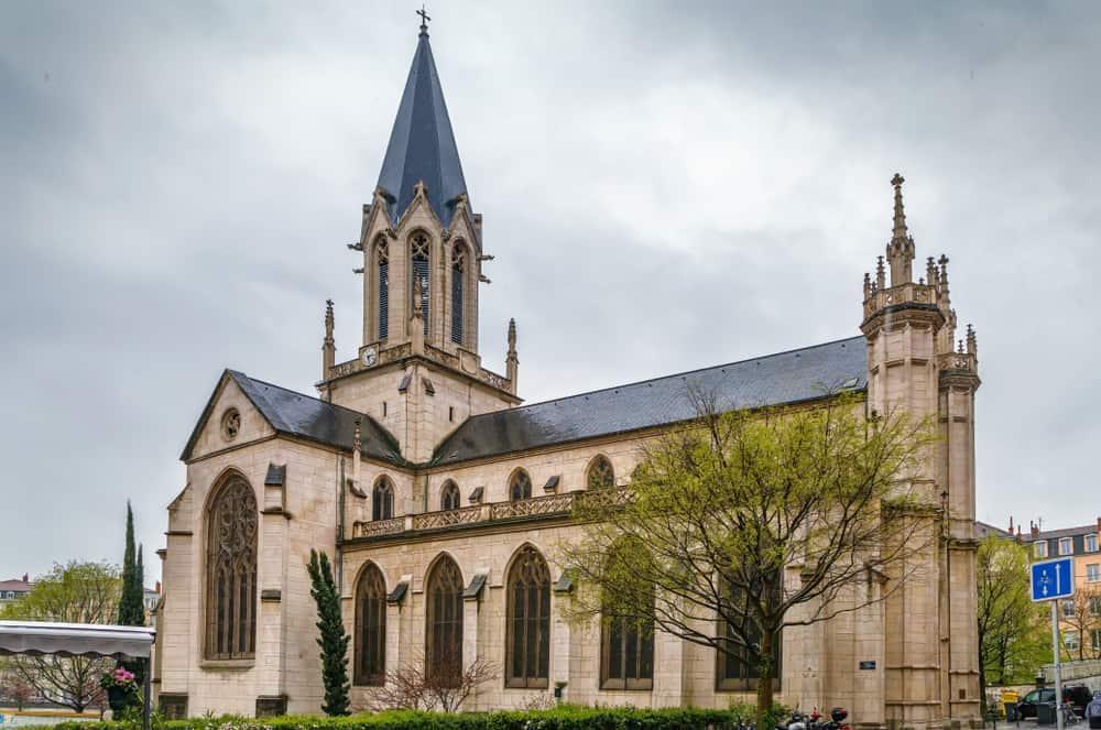 St. Georges Kilisesi Lyon