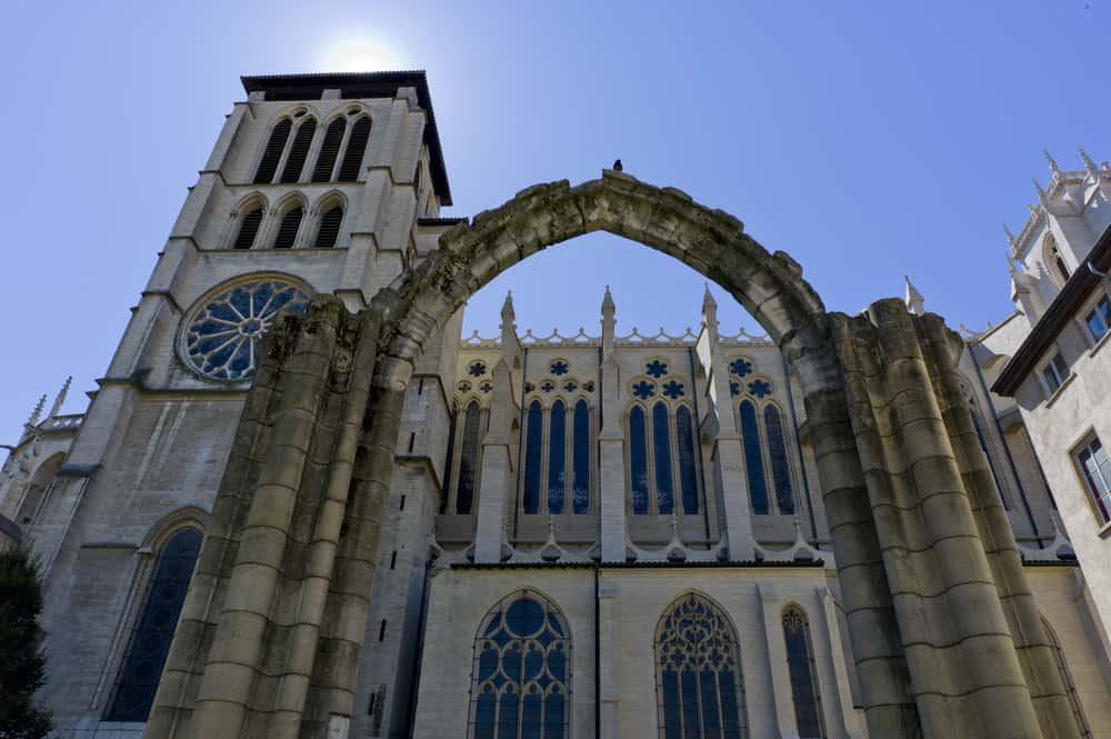 St. Jean Katedrali (Cathedrale St. Jean) Lyon