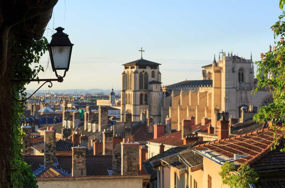 St. Jean Kilisesi Lyon