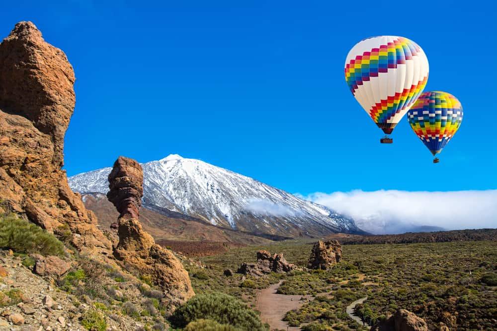 Teide Dağı Tenerife