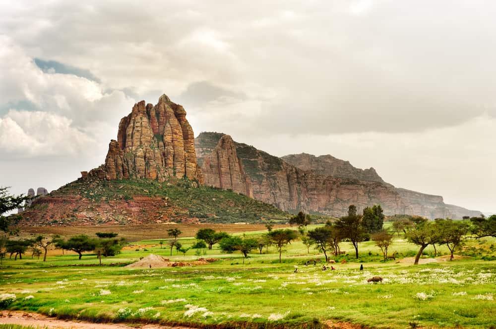 Tigray Etiyopya