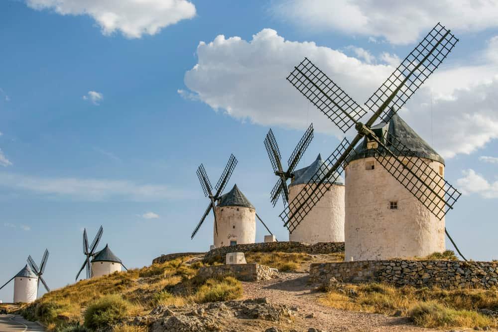 Toledo Yeldeğirmeni İspanya