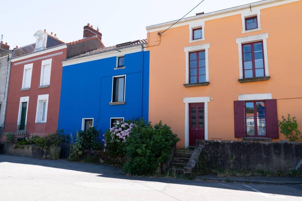 Trentemoult Nantes Fransa
