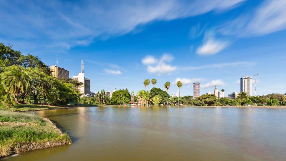 Uhuru Park Nairobi Kenya