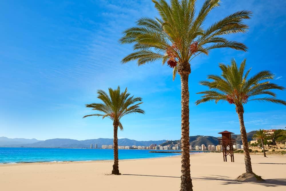 Valencia Plajı