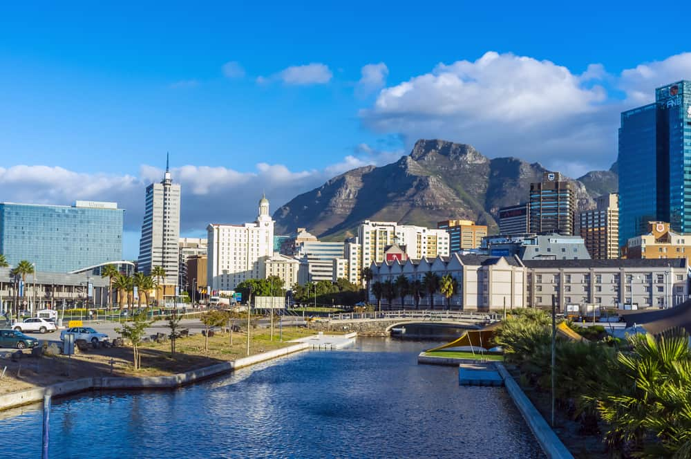 Victoria & Alfred Waterfront Cape Town Güney Afrika
