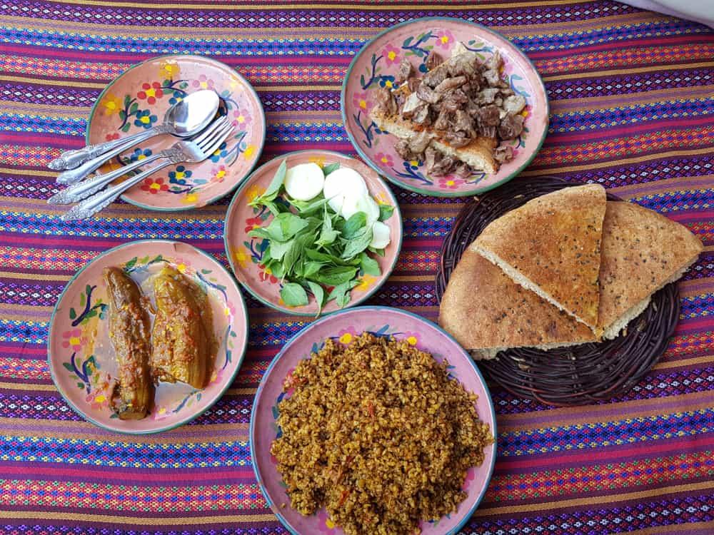 İran Yemek