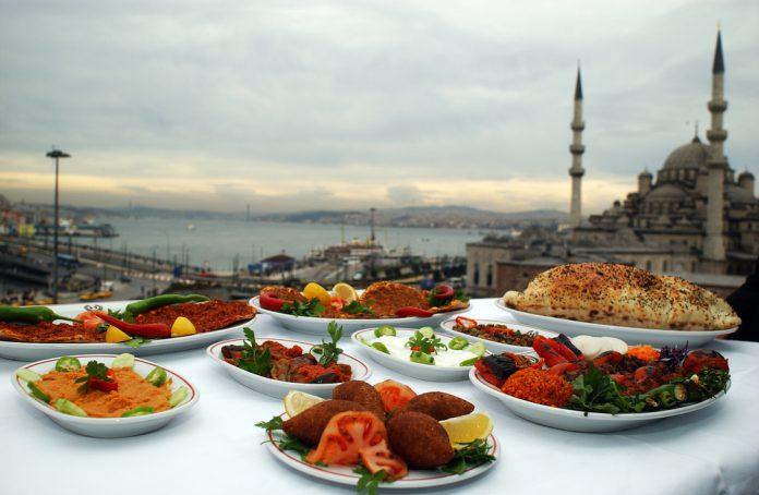 İstanbul Tarihi Yarımada Yemek