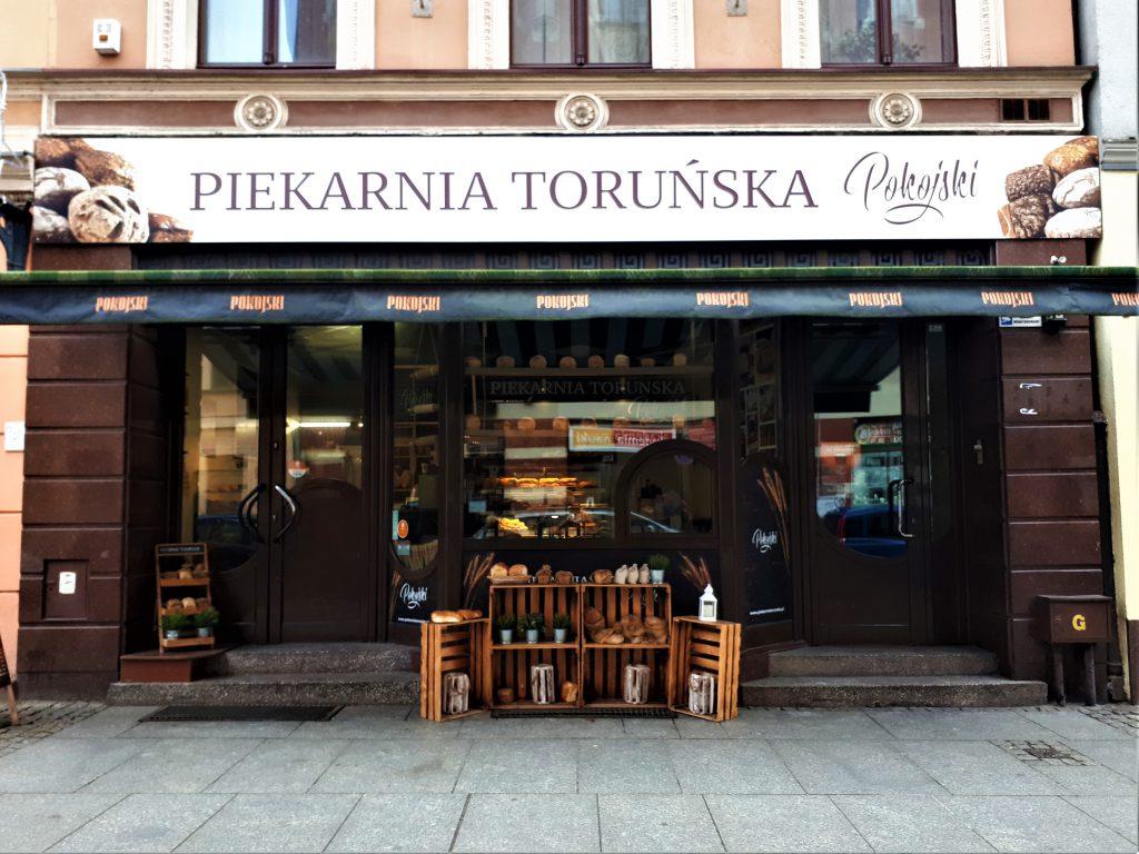 Toruń'da Yeme İçme