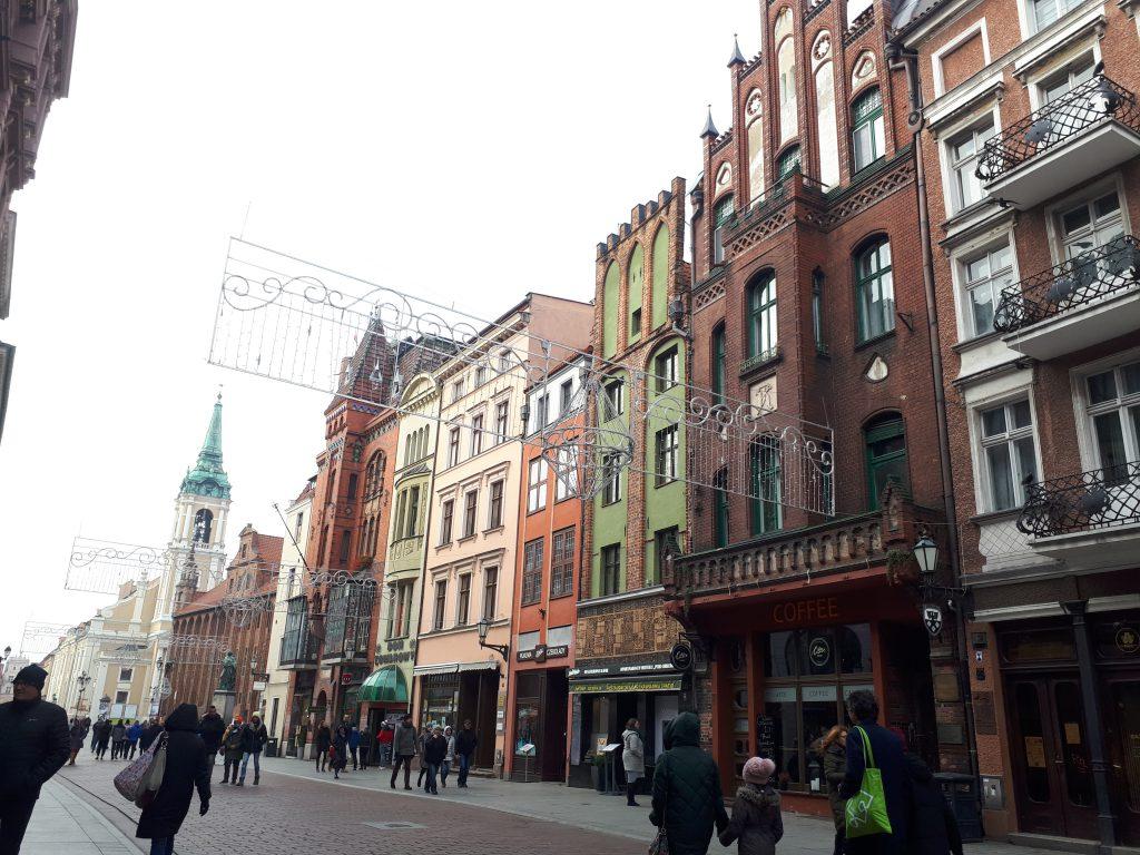 Toruń İçin Masraflar ve Ortalama Bütçe