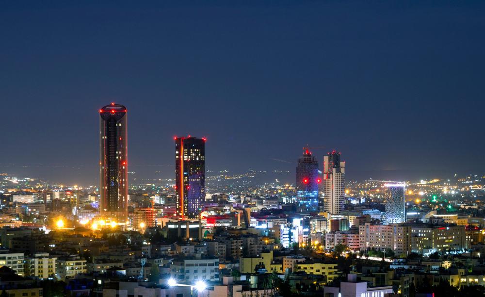 Amman'da Masraflar Amman, Ürdün