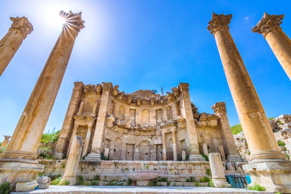 Amman Ceraş Ürdün
